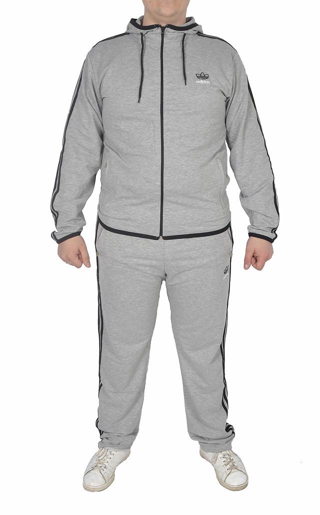 80e300d59131a7 Чоловічий трикотажний спортивний костюм в стилі Adidas, цена 855 грн ...