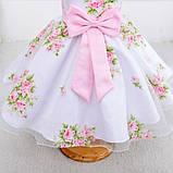 Платье праздничное, бальное детское. , фото 4