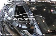 Дефлекторы окон, ветровики Hyundai Creta 2016 - ...