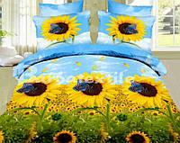 3д постельное белье в Украине от производителя полуторный размер