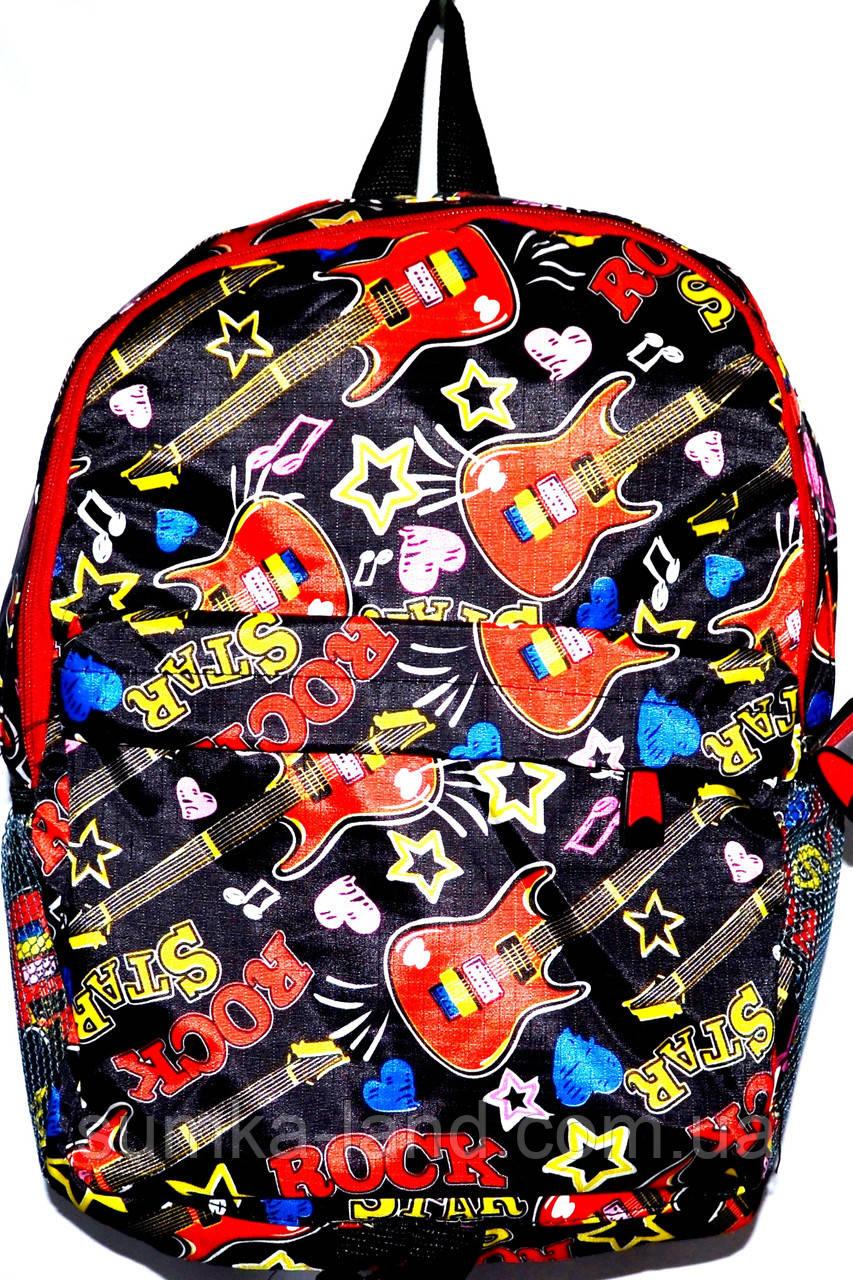 Спортивные и городские рюкзаки на спонже (ПРИНТ - с - КРАСНЫМ)