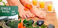 Jungle Herbs - пластырь от грибка Фут Патч (Джангл Гербс)