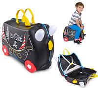 Детский чемоданчик на колесиках Trunki Пират Педро (TRU-0312)