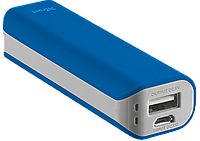 Рowerbank TRUST Primo 2200 blue