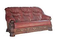 "Кожаная мягкая мебель, диван ""Bordaeux"""