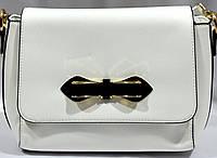 Женские клатчи и сумочки на плечо (5 цветов) БЕЛЫЙ