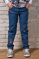 Детские стильные джинсы ЕХ0102