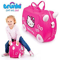 Детский чемоданчик на колесиках Trunki Hello Kitty (TRU0131)