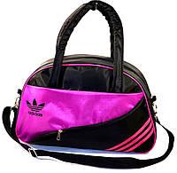 Сумка Adidas (фукс\черн), фото 1