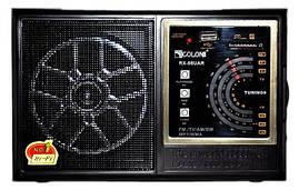 Радиоприемник GOLON RX 98UAR, радио переносное USB/SD MP3/WMA PLAYER