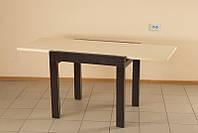 Стол Фаворит 815(1630)х670Х760 (венге/крем)