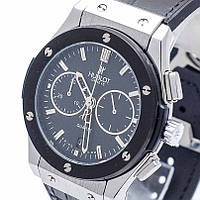 Часы Hublot Classic Fusion Chronograph Silver