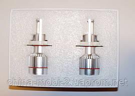 Led лампы для автомобиля UKC Car Led c цоколем H4 33W 4500-5000K 3000LM , фото 2