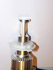 Led лампы для автомобиля UKC Car Led c цоколем H4 33W 4500-5000K 3000LM , фото 3