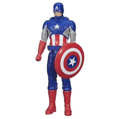 Капитан Америка фигурка супергероя Мстители от Хасбро/ Captain America Avengers Marvel Hasbro