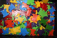 Шпули пластиковые для мулине поштучно цвет микс
