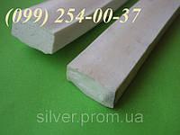 Шнур прямоугольный силиконовый, фото 1