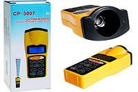 Многофункциональная ультразвуковая рулетка CAPITAL CP-3007  + ПОДАРОК: Держатель для телефонa L-301