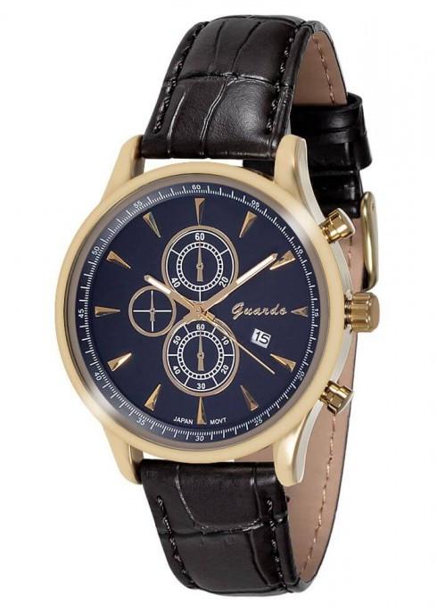 Мужские наручные часы Guardo 10602 GBB