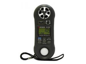 Гигрометр люксметр анемометр термометр Актаком АТЕ-9508