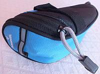 Сумочка под седло для ключей отсек подседельная сумка баул бардачок