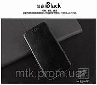 Чехол-книжка MOFI для телефона Lenovo A760 чёрный