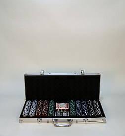 Набор для покера на 500 фишек