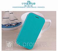 Чехол-книжка MOFI для телефона Lenovo A760 синий