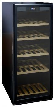 Шкаф винный FROSTY EA320-BK