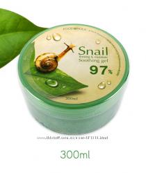 Лифтинговый, увлажняющий гель с Улиточным экстрактом Food a Holic 97%, 300ml