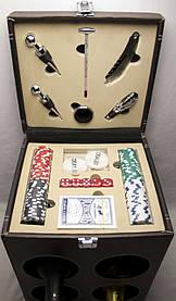 Набор для покера и вин
