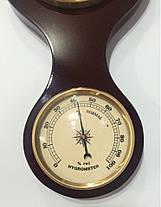 Барометр механический бытовой,настенный домашняя метеостанция., фото 3