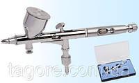 Аэрограф профессиональный металлический 0.25мм, FENGDA