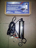 Насос для перекачки дизельного топлива, погружной, Rewolt, SL016-24V, d-50 мм