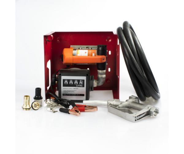 Мини АЗС, заправочный модуль, насос для перекачки топлива, 24В