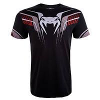 Футболка Venum Elite 2.0 T-Shirt Black