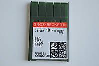 Иглы для швейной машины GROZ-BECKERT    80/12