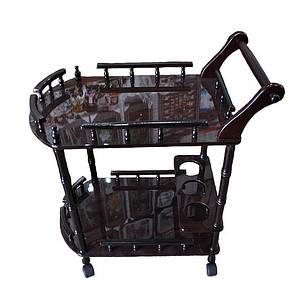 Столик  сервировочный на колёсиках, фото 2