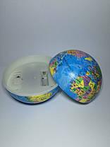Глобус с подсветкой, вращающийся -Magic Revolving Globe, фото 3