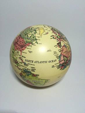 Глобус с подсветкой, вращающийся -Magic Revolving Globe, фото 2
