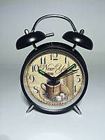 Будильник,настольные интерьерные часы с подсветкой