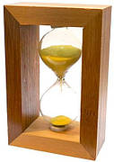 Часы песочные сувенирные