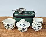 Переносной набор для чайной церемонии, фото 2