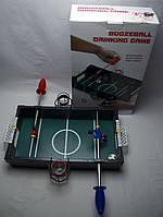 """Алко игра,настольный игровой набор """" пьяный футбол""""."""