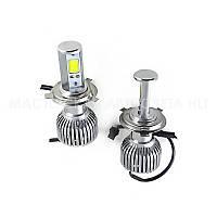 Лампы светодиодные Sho-Me H4 6000K 40W LED G2.1