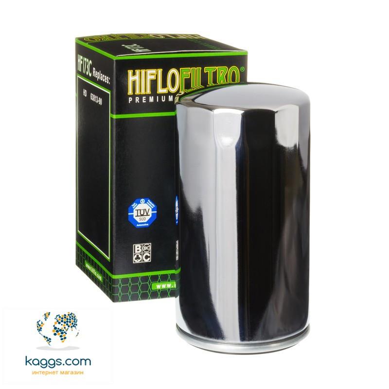 Масляный фильтр Hiflo HF173C для Harley Davidson