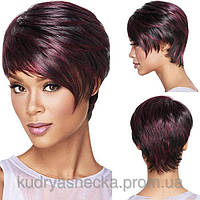 Шикарный парик,короткие волосы/ стрижка.