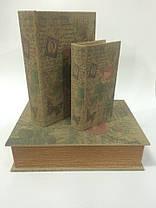 Книга шкатулка , мини-тайник для Ваших ценных вещей, фото 2