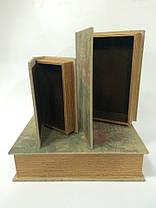 Книга шкатулка , мини-тайник для Ваших ценных вещей, фото 3
