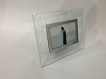 Рамка для фото 10*15,настольная,стеклянная, фото 3